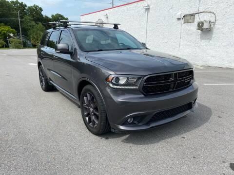 2016 Dodge Durango for sale at Consumer Auto Credit in Tampa FL