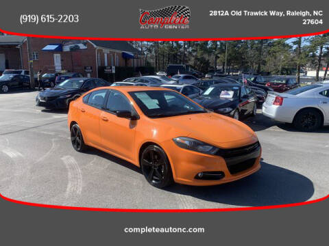 2014 Dodge Dart for sale at Complete Auto Center , Inc in Raleigh NC