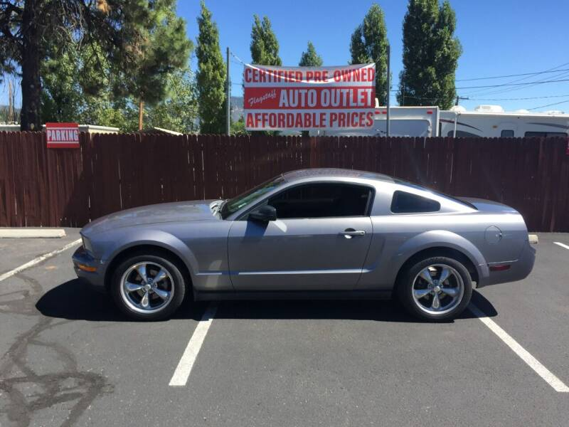 2007 Ford Mustang for sale at Flagstaff Auto Outlet in Flagstaff AZ
