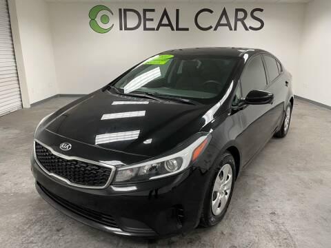 2017 Kia Forte for sale at Ideal Cars Atlas in Mesa AZ