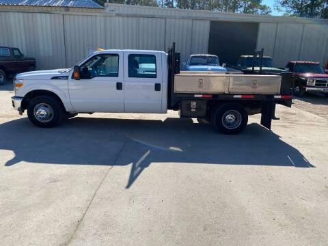 2015 Ford F-350 Super Duty for sale at VAP Auto Sales llc in Franklinton LA