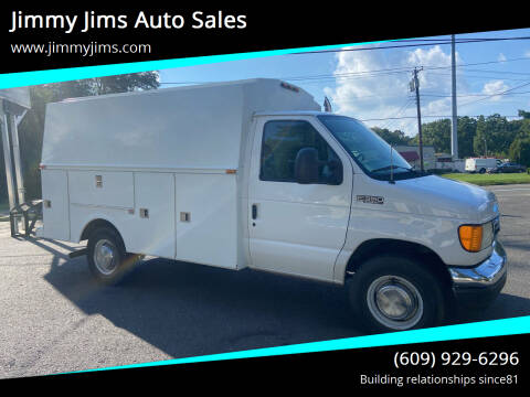 2004 Ford E-Series Chassis for sale at Jimmy Jims Auto Sales in Tabernacle NJ