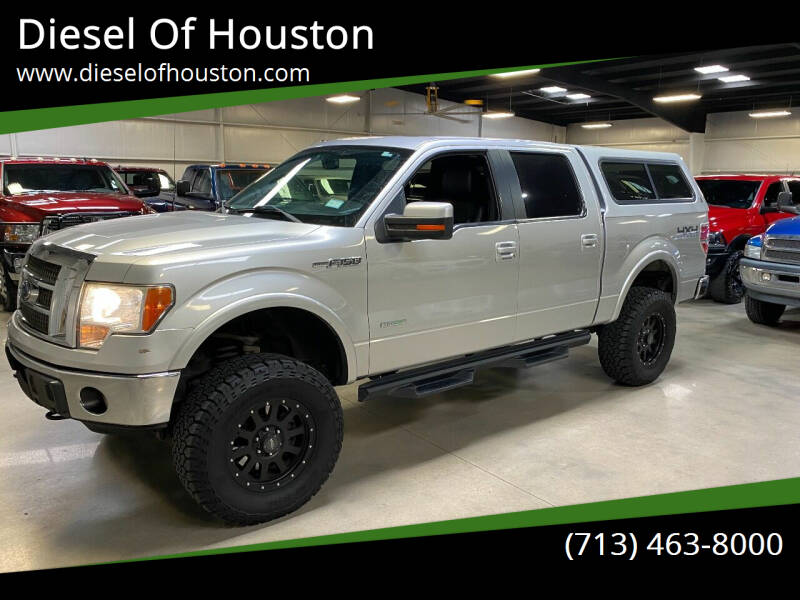 2012 Ford F-150 for sale at Diesel Of Houston in Houston TX