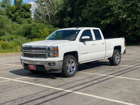 2015 Chevrolet Silverado 1500 for sale at Hillcrest Motors in Derry NH