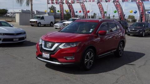 2017 Nissan Rogue Hybrid for sale at Choice Motors in Merced CA