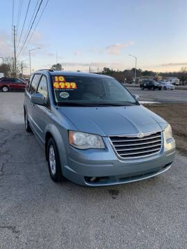 2010 Chrysler Town and Country for sale at Auto Bella Inc. in Clayton NC
