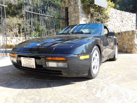 1988 Porsche 944 for sale at Milpas Motors in Santa Barbara CA