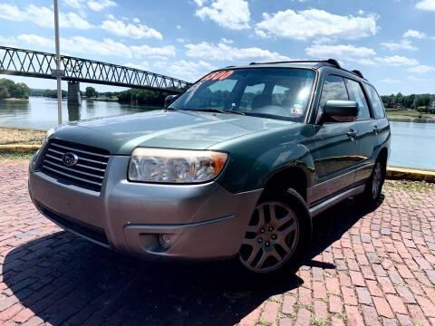 2007 Subaru Forester for sale at PUTNAM AUTO SALES INC in Marietta OH