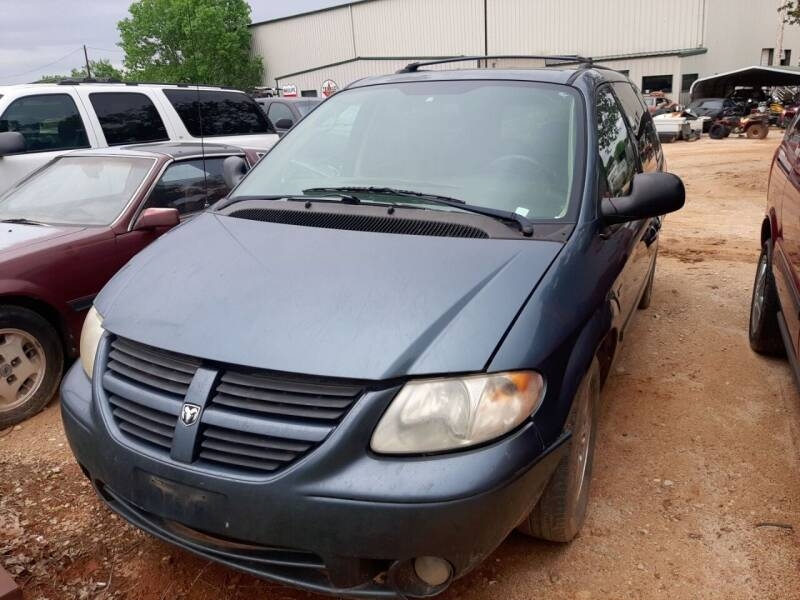 2007 Dodge Grand Caravan for sale at KK Motors Inc in Graham TX