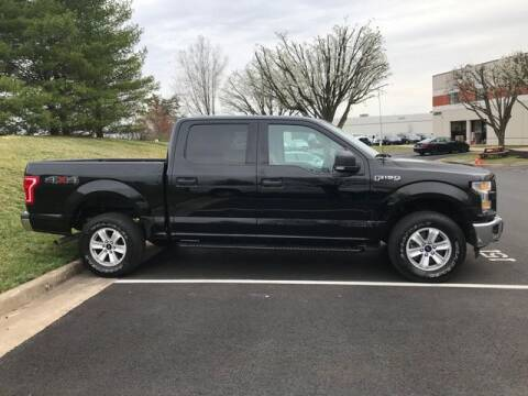 2016 Ford F-150 for sale at SEIZED LUXURY VEHICLES LLC in Sterling VA
