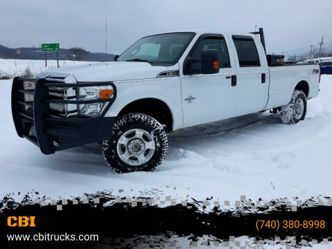 2012 Ford F-350 Super Duty for sale at CBI in Logan OH