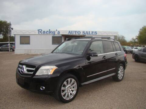 2010 Mercedes-Benz GLK for sale at Rocky's Auto Sales in Corpus Christi TX