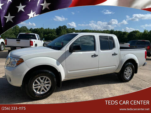 2018 Nissan Frontier for sale at TEDS CAR CENTER in Athens AL