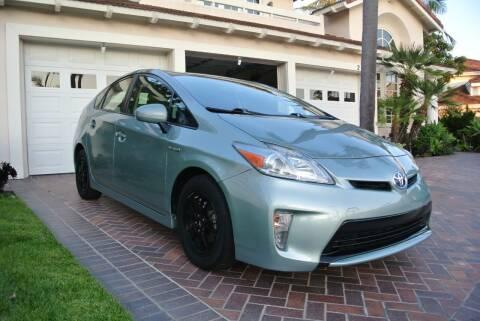 2014 Toyota Prius for sale at Newport Motor Cars llc in Costa Mesa CA