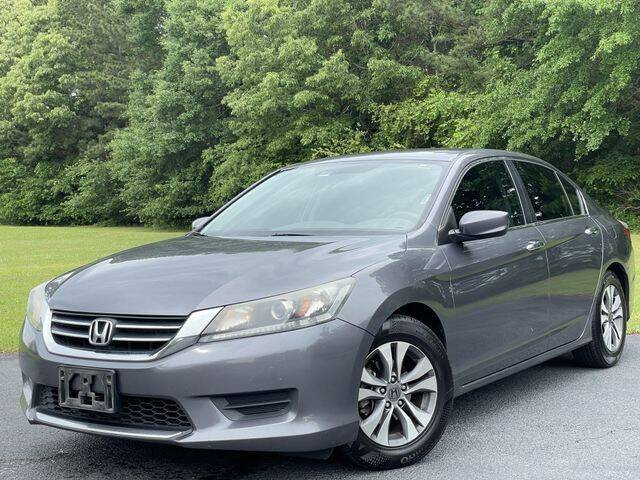 2015 Honda Accord for sale at Global Pre-Owned in Fayetteville GA