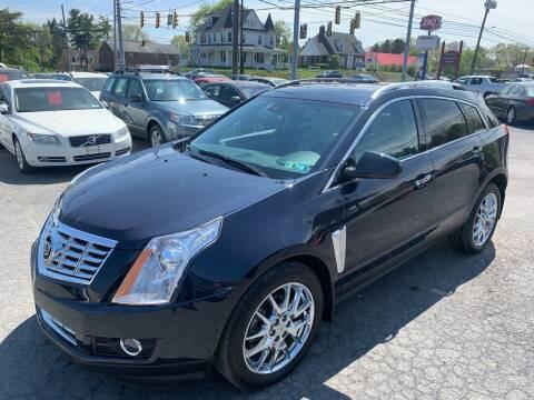 2014 Cadillac SRX for sale at Masic Motors, Inc. in Harrisburg PA
