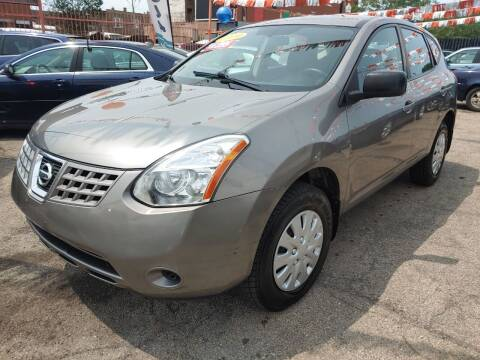 2009 Nissan Rogue for sale at JIREH AUTO SALES in Chicago IL