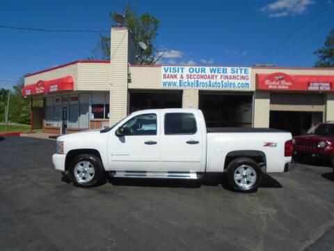 2011 Chevrolet Silverado 1500 for sale at Bickel Bros Auto Sales, Inc in Louisville KY