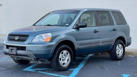 2005 Honda Pilot for sale at Carland Auto Sales INC. in Portsmouth VA