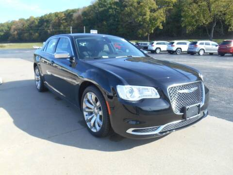 2019 Chrysler 300 for sale at Maczuk Automotive Group in Hermann MO