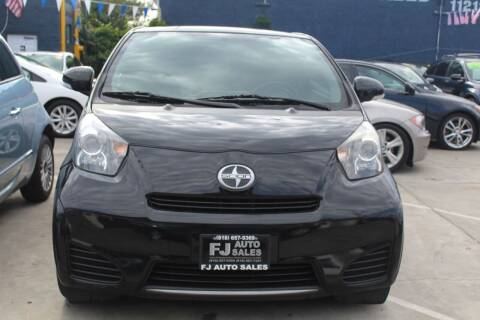 2012 Scion iQ for sale at Good Vibes Auto Sales in North Hollywood CA
