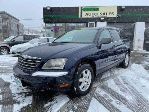 2006 Chrysler Pacifica for sale at Wakefield Auto Sales of Main Street Inc. in Wakefield MA