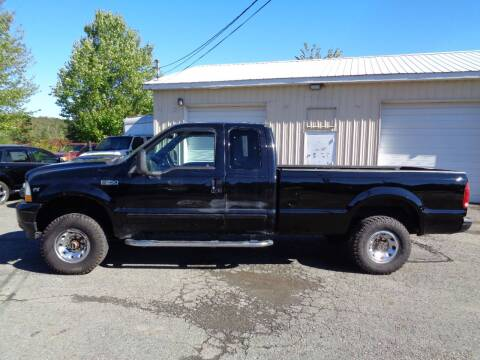 2002 Ford F-250 Super Duty for sale at On The Road Again Auto Sales in Lake Ariel PA