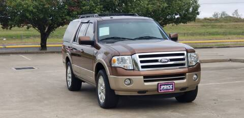 2011 Ford Expedition for sale at America's Auto Financial in Houston TX