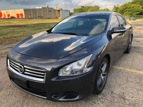 2012 Nissan Maxima for sale at K Town Auto in Killeen TX