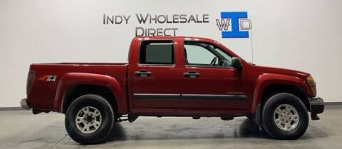 2005 Chevrolet Colorado for sale at Indy Wholesale Direct in Carmel IN