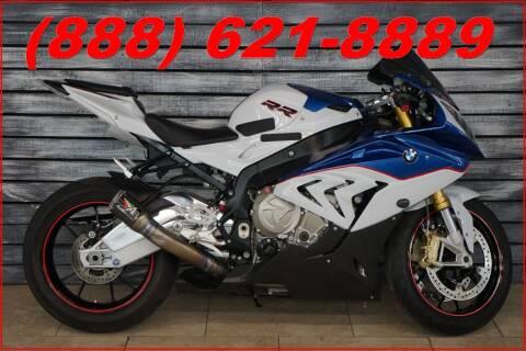 2016 BMW S1000RR for sale at AZautorv.com in Mesa AZ