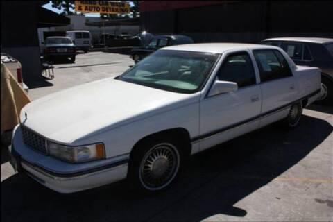 1994 Cadillac DeVille for sale at Frank Corrente Cadillac Corner in Los Angeles CA