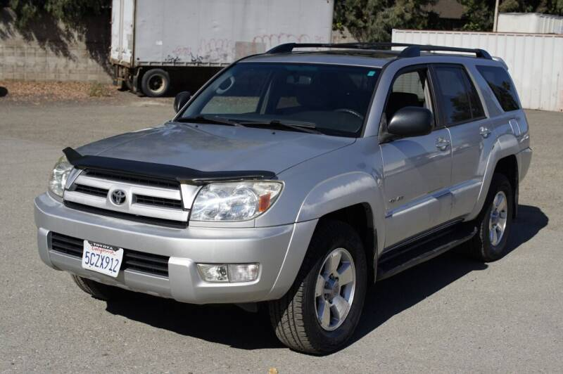 2003 Toyota 4Runner for sale at Sports Plus Motor Group LLC in Sunnyvale CA