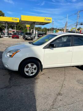 2008 Nissan Rogue for sale at Trust Petroleum in Rockland MA