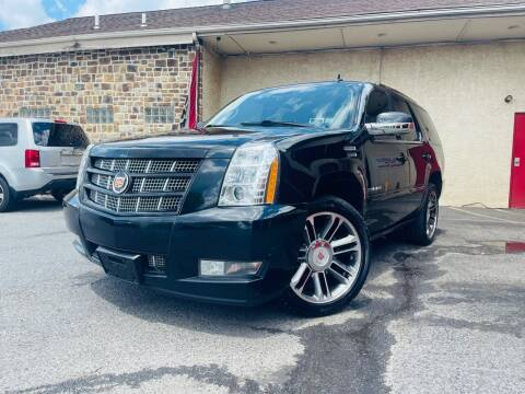 2012 Cadillac Escalade for sale at Keystone Auto Center LLC in Allentown PA