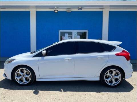 2014 Ford Focus for sale at Khodas Cars in Gilroy CA