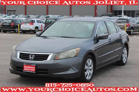 2008 Honda Accord for sale at Your Choice Autos - Joliet in Joliet IL