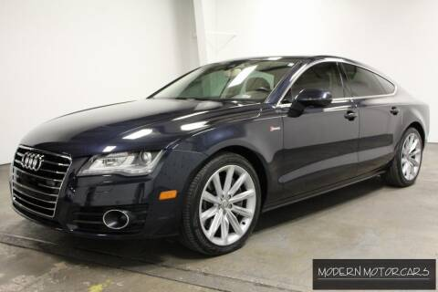 2012 Audi A7 for sale at Modern Motorcars in Nixa MO