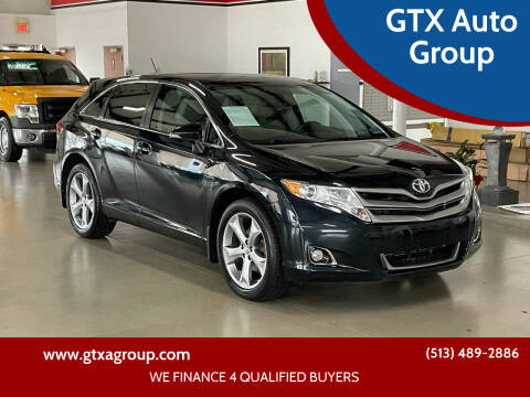 2013 Toyota Venza for sale at UNCARRO in West Chester OH