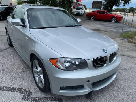 2011 BMW 1 Series for sale at PRESTIGE AUTOPLEX LLC in Austin TX