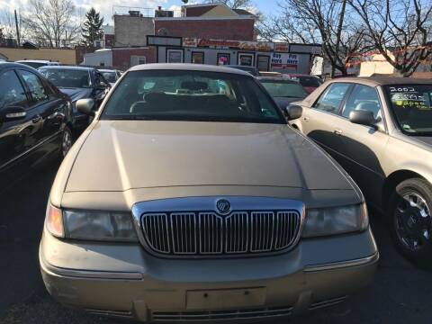 2000 Mercury Grand Marquis for sale at Chambers Auto Sales LLC in Trenton NJ
