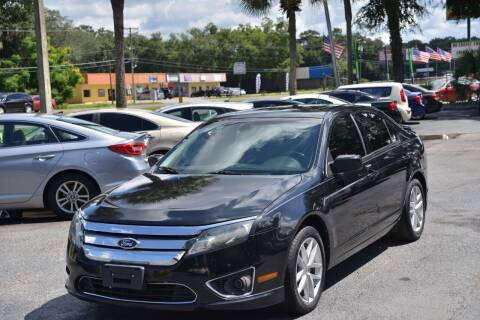2012 Ford Fusion for sale at Motor Car Concepts II - Kirkman Location in Orlando FL