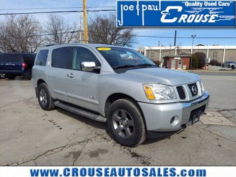 2005 Nissan Armada for sale at Joe and Paul Crouse Inc. in Columbia PA