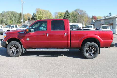 2016 Ford F-350 Super Duty for sale at LA MOTORSPORTS in Windom MN