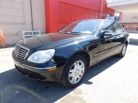 2006 Mercedes-Benz S-Class for sale at Phantom Motors in Livermore CA