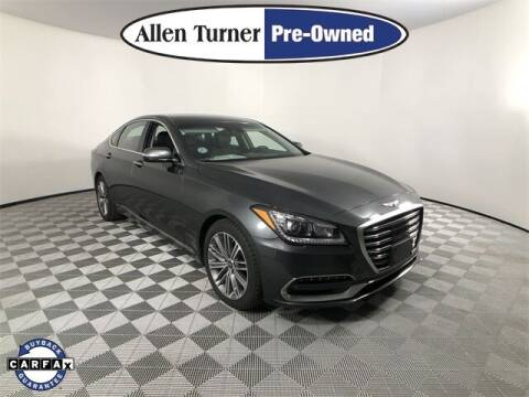 2018 Genesis G80 for sale at Allen Turner Hyundai in Pensacola FL