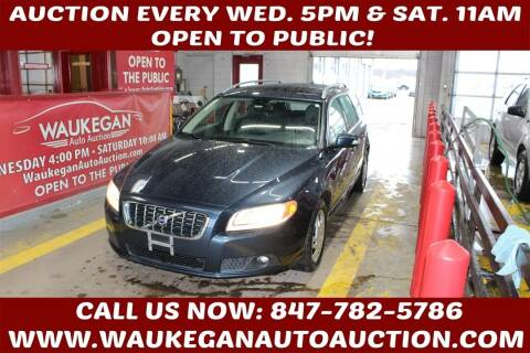 2009 Volvo V70 for sale at Waukegan Auto Auction in Waukegan IL