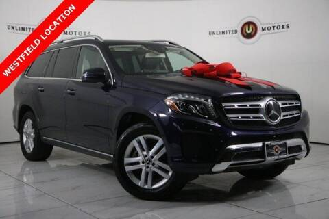 2018 Mercedes-Benz GLS for sale at INDY'S UNLIMITED MOTORS - UNLIMITED MOTORS in Westfield IN