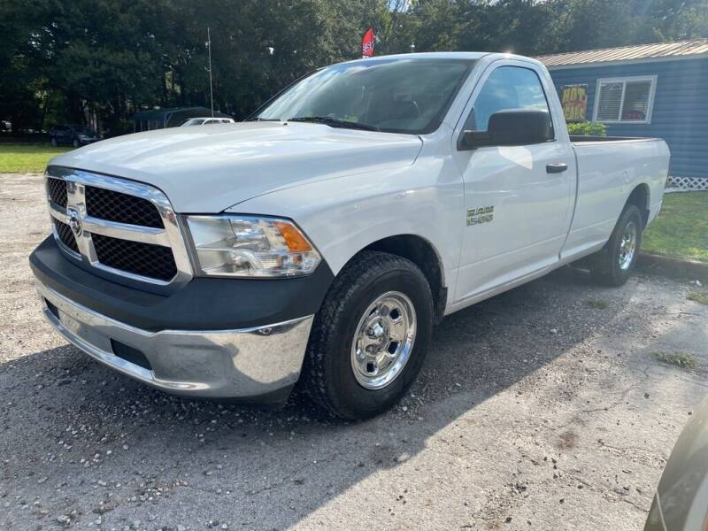 2016 RAM Ram Pickup 1500 for sale at Right Price Auto Sales-Gainesville in Gainesville FL