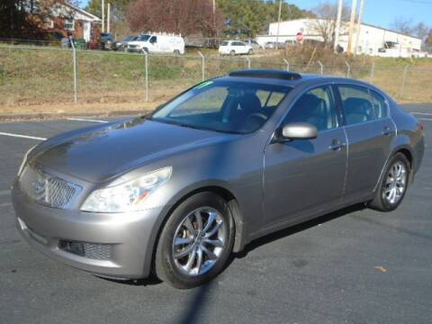 2007 Infiniti G35 for sale at Atlanta Auto Max in Norcross GA